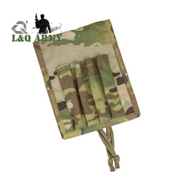 tactical military ZIP FIELD NOTEBOOK COVER