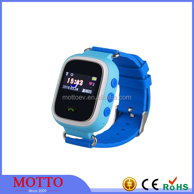 Support Phone Call Android Bluetooth Smart Watch For Children