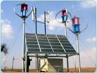 Alternative Free Energy Vertical Wind Generators