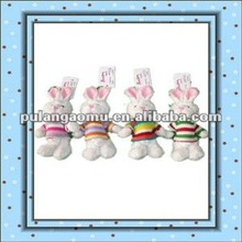 Plush keychain Soft Rabbit Toys