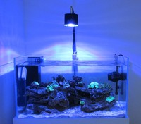 Marine COB chips timer and dimmer led aquarium light wifi controllable
