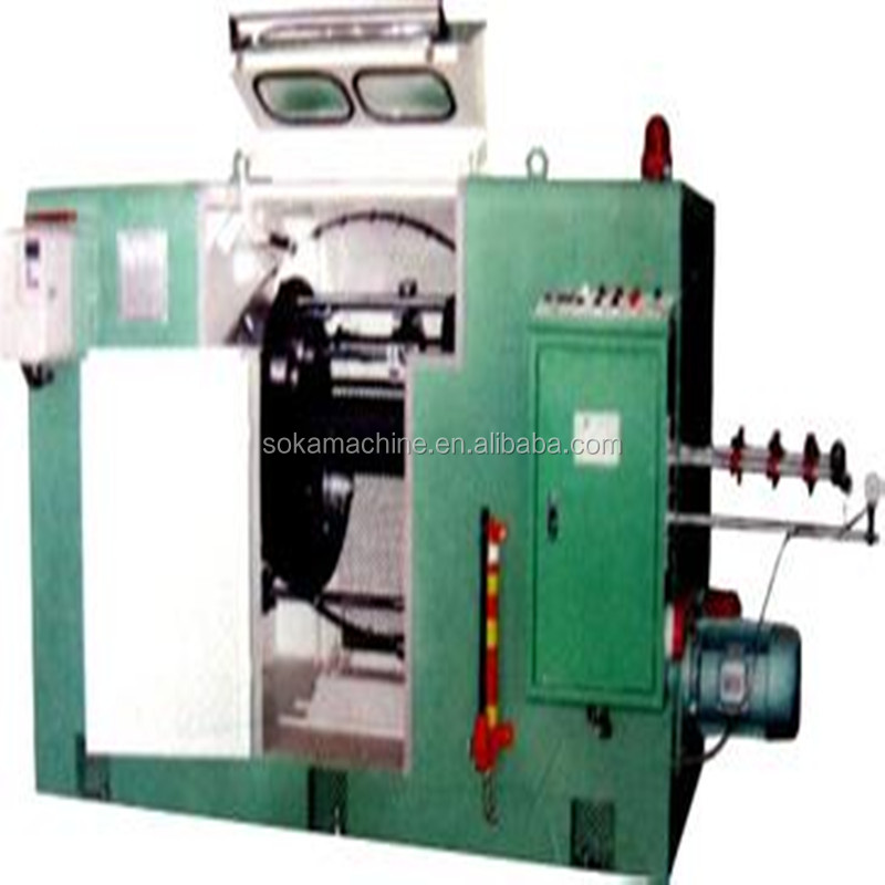 Good Quality Hot Sale Double Twist High-Speed cable twisting machine
