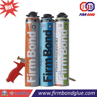 Custom Brand Flame Retarded Spray Foam Sealant