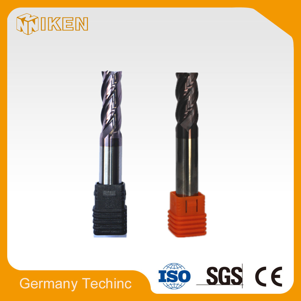 Cnc carbide cutters tools for motorcycle parts