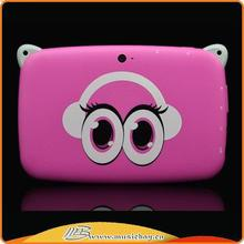 2015 best sell all winner mtk3026 dual core kids tablet pc