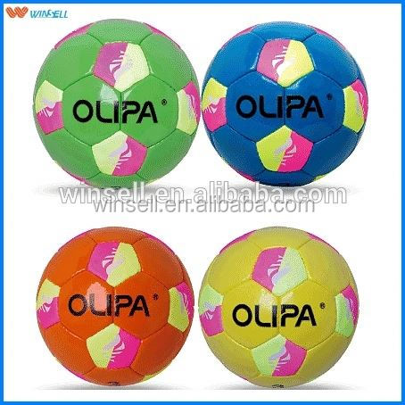 Hot sell training cola soccer ball
