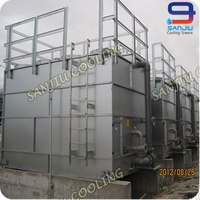 20 Ton Superdyma Closed Circuit Counter Flow GTM-4 Closed Type Small Induced Draft Cooling Tower