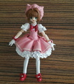 factory custom-made charming girl PVC doll princess anime figure