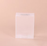 Good Quality & Best Price PP Transparent Plastic Packaging Box
