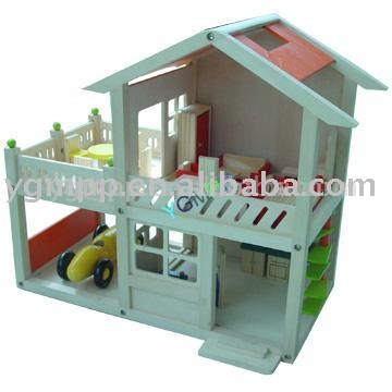 Wooden House,doll house,garden decoration