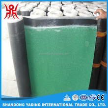 SBS / APP bituminous torch applied waterproofing membrane for roof