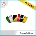 yellow & black striped hazard warning pvc floor line marking tape