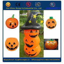 new large jumbo giant inflatable pumpkin Halloween party decoration ornament