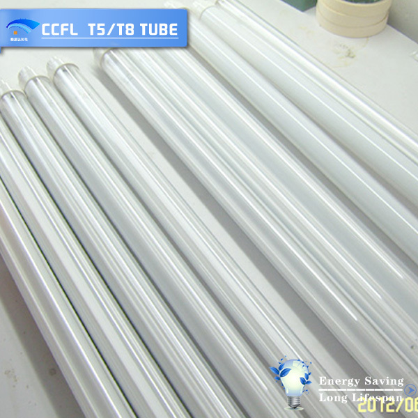 Energy saving CCFL lighting T8 tube 12W rechargeable fluorescent lamp
