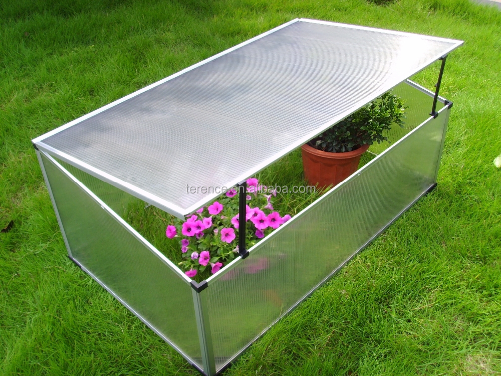 cold frames Mini Greenhouse Polycarbonate small grow house
