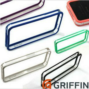 New bumper mobile phone case for iphone 5 each in detail box