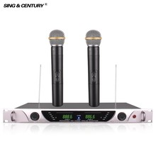 High Range Cheap Wireless Microphone UHF Fixed Frequency Mic U-930 For Outdoor Party