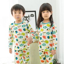 Children's Animal Printing Fabric Kurta Household Pajamas From Alibaba Express China