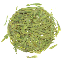 Popular Selling Traditional Chinese Green Tea Xihu Dragon Well West Lake Long Jing Green Tea Loose Leaf Tea With OEM Package