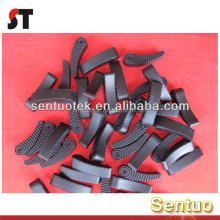 Black Color Silicone Rubber Molded Component Made In China
