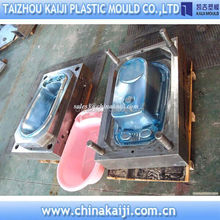 Hot selling plastic injection bath tub mould for baby of commodity mouldings