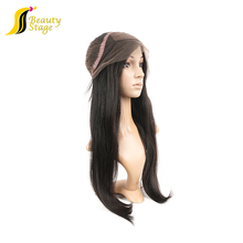 Top quality human braided lace wigs wholesale cheap long braided wigs for black women