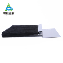 Plastic Brush Weatherstripping Door Seal for Bottom of Door Bird Brush