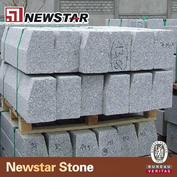 Granite Curb Pricing : Newstar exterior grey chinese granite curbing pricing