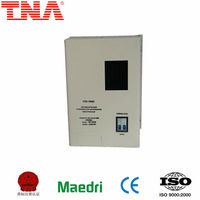 10kw Digital Relay Controling Voltage Stabilizer with Toroidal transformer