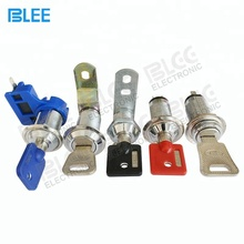 2018 High security Zinc Alloy Metal mailbox post cabinet door lock tubular cam lock electric door cylinder lock