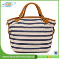 Welcome Custom Design Logo Straw Beach Bag 2015