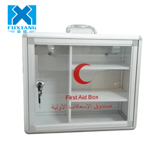 Waterproof medical supplies empty plastic first aid kit box