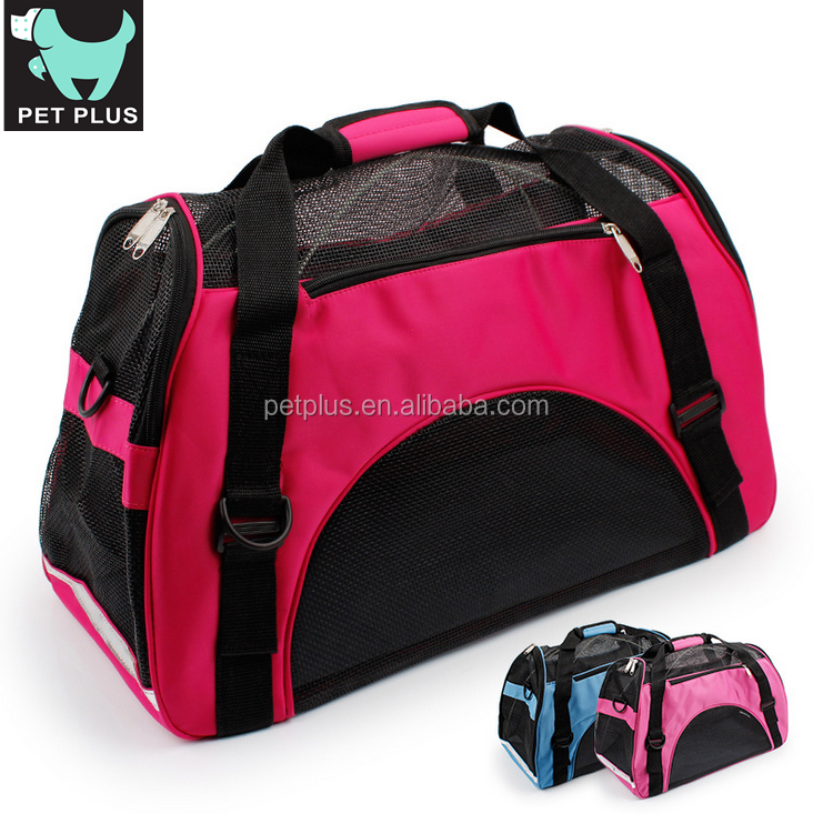 OEM Pet Carrier Bag Travel Pet Crate Dog for air carrier for Cat and Dog