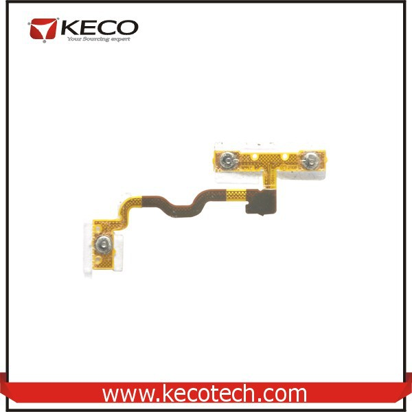 Factory Price Power Switch on off flex cable for Apple iPod Touch 2 Spare Parts