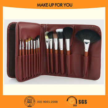 2018 Best Professional Animal Hair Makeup Brush Sets 22pcs Makeup Brush Set Supplier