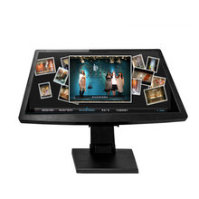 Portable touch screen monitor resistive/capacitive usb 19 inch