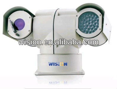 HD Intergrated Intelligent IR Speed PTZ IP High Focus rs-485 cctv face detection camera