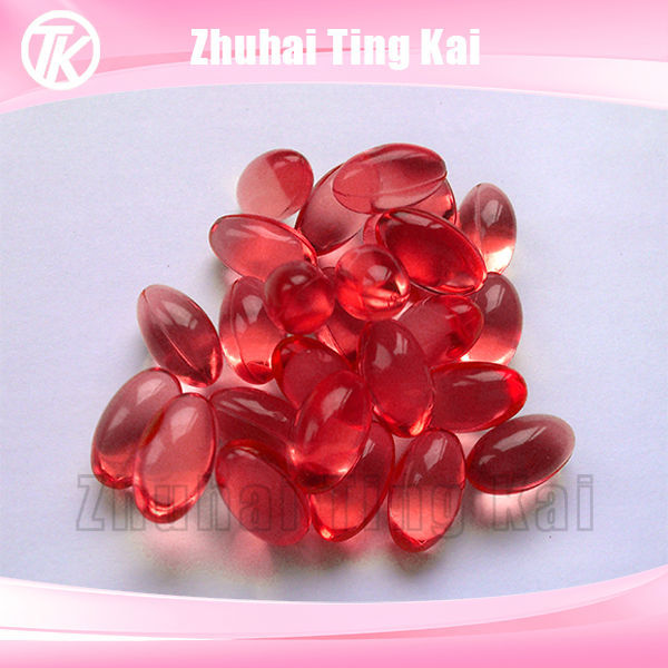prevent disease of heart head blood-vessel health tea oilseeds soft capsule