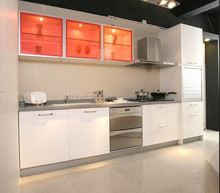 Building project modern kitchen cabinet sets,design hotel kitchen cabinets