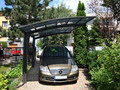 Easy to assemble outdoor aluminum carport newest design carport