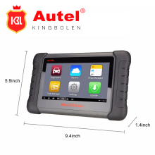New Release Diagnostic Tool Remote Diagnosis ECU Programming Live Data Autel MaxiDAS DS808 Car Diagnostic Tool Better Than DS708