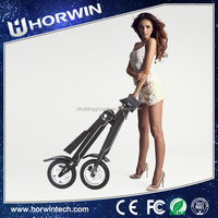 New type 350W Electric Folding bicycle engine kit from Horwin