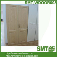 Morden design PVC gloss bedroom PVC clothes wardrobe for sale