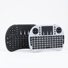 New design! I8 mini wireless touchpad Keyboard for android tv box