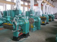 Factory direct sale Silicone rubber extruder machine with CE SGS ISO certificates