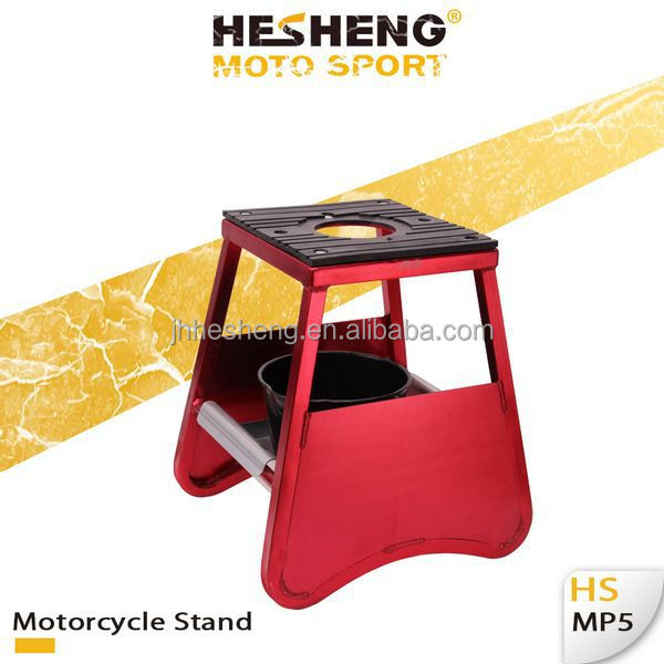 Cheap used dirt bikes stand(HS-MP5)