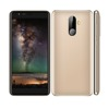 "18:9 mobile phone 5"" 3G MTK6580 Quad Core android go android 8.1 mobile phone with NFC"