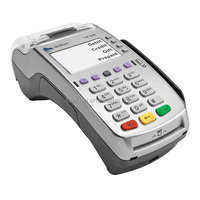Linux Windows Based POS Terminal VX520