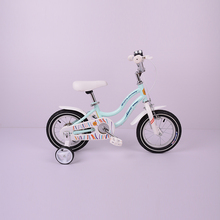 Four wheel bike for kids with 4 wheels 4wheel bicycle