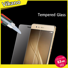 2.5D 9H hardness anti-scratch Nimbus 7 / FS506 tempered glass For Fly Orbis screen protector